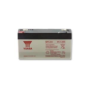 Battery Sla Np 12amp 6v