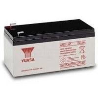 Yuasa NP3.2-12 Multipurpose Battery - 3200 mAh - Sealed Lead Acid (SLA) - 12 V DC - Battery Rechargeable