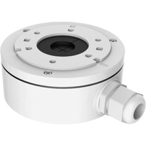 Hikvision DS-1280ZJ-XS Mounting Box for Network Camera - 4.50 kg Load Capacity - White
