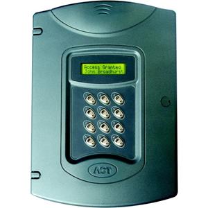 ACT ACTPRO 4000 Card Reader/Keypad Access Device - Door - Proximity, Key Code - 60000 User(s) - 2 Door(s) - Fast Ethernet - Network (RJ-45) - 12 V DC - Surface Mount