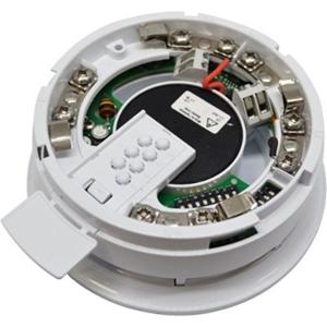 Apollo Addressable Sounder Base for Sounder - Indoor - Polycarbonate - White