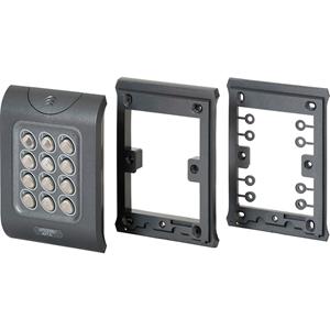 Vanderbilt ACT5 Keypad Access Device - Indoor, Door, Outdoor - Key Code - 10 User(s) - 1 Door(s) - Surface Mount, Flush Mount